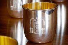 Beaker by Gerald Benney - Silver Trust