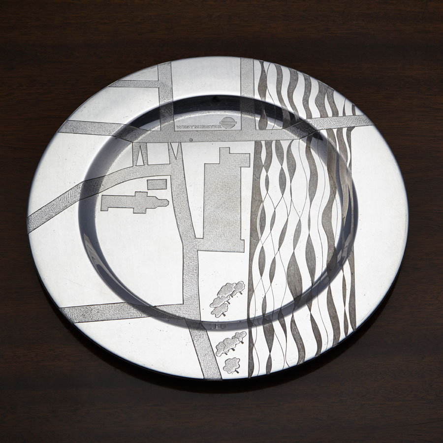 Silver Trust Plate Competition Mary Milner Dickens