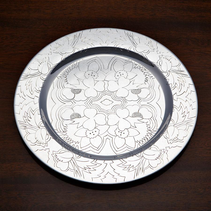 Silver Trust Plate Competition Suzanne Devereux Leat