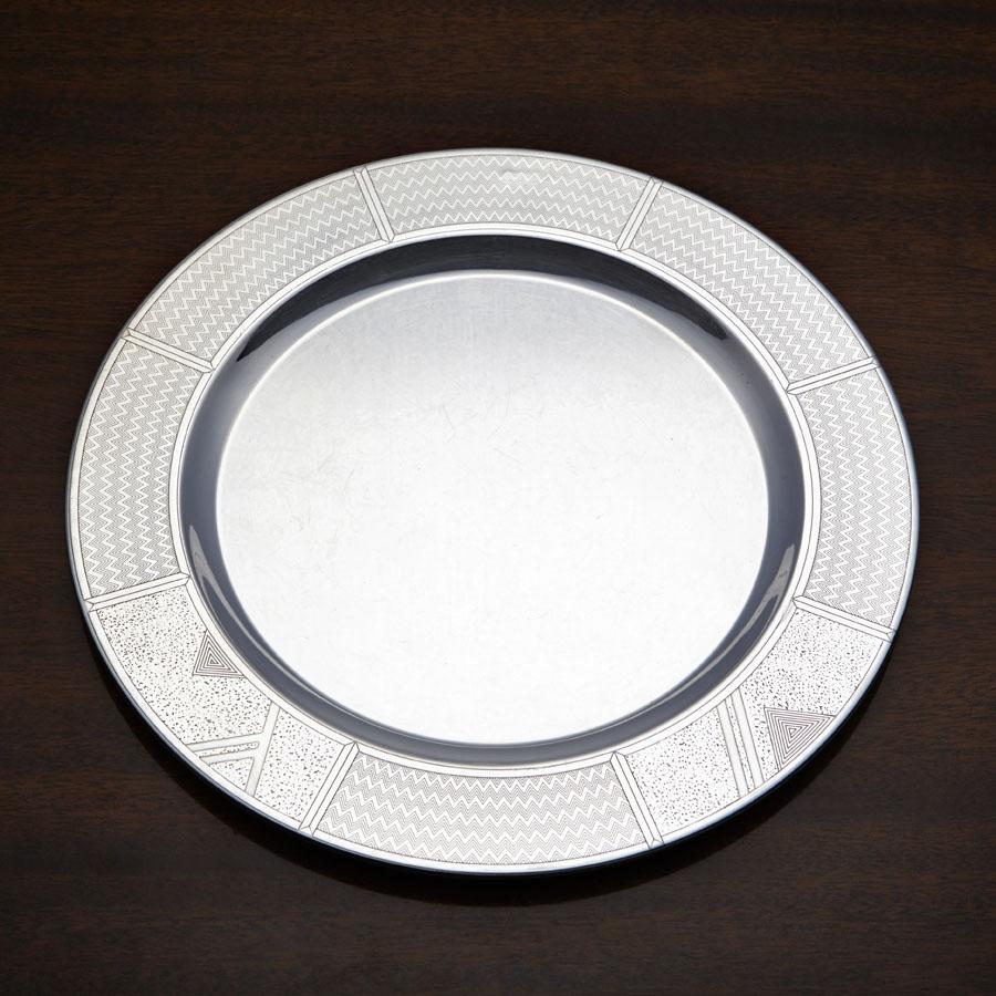 Silver Trust Plate Competition Maureen Edgar