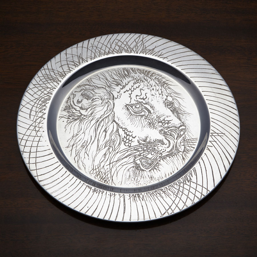 Silver Trust Plate Competition Francis Gibb