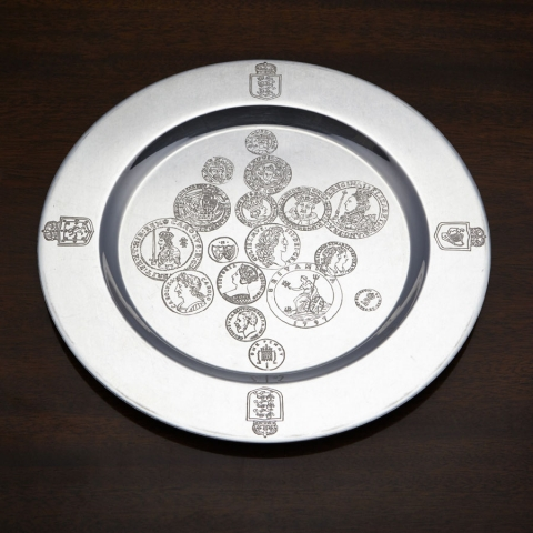 Silver Trust Plate Competition Terry Hardaker