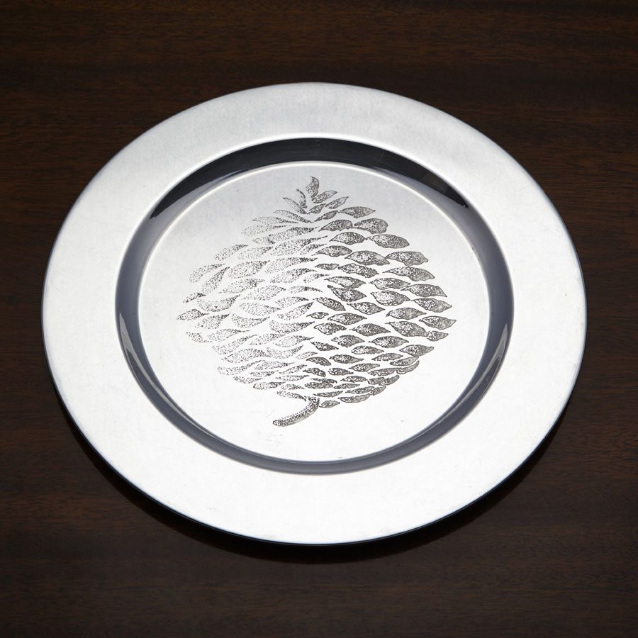 Silver Trust Plate Competition William MacKenzie