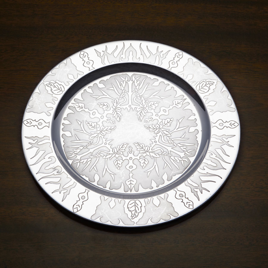 Silver Trust Plate Competition Joan McFadyen