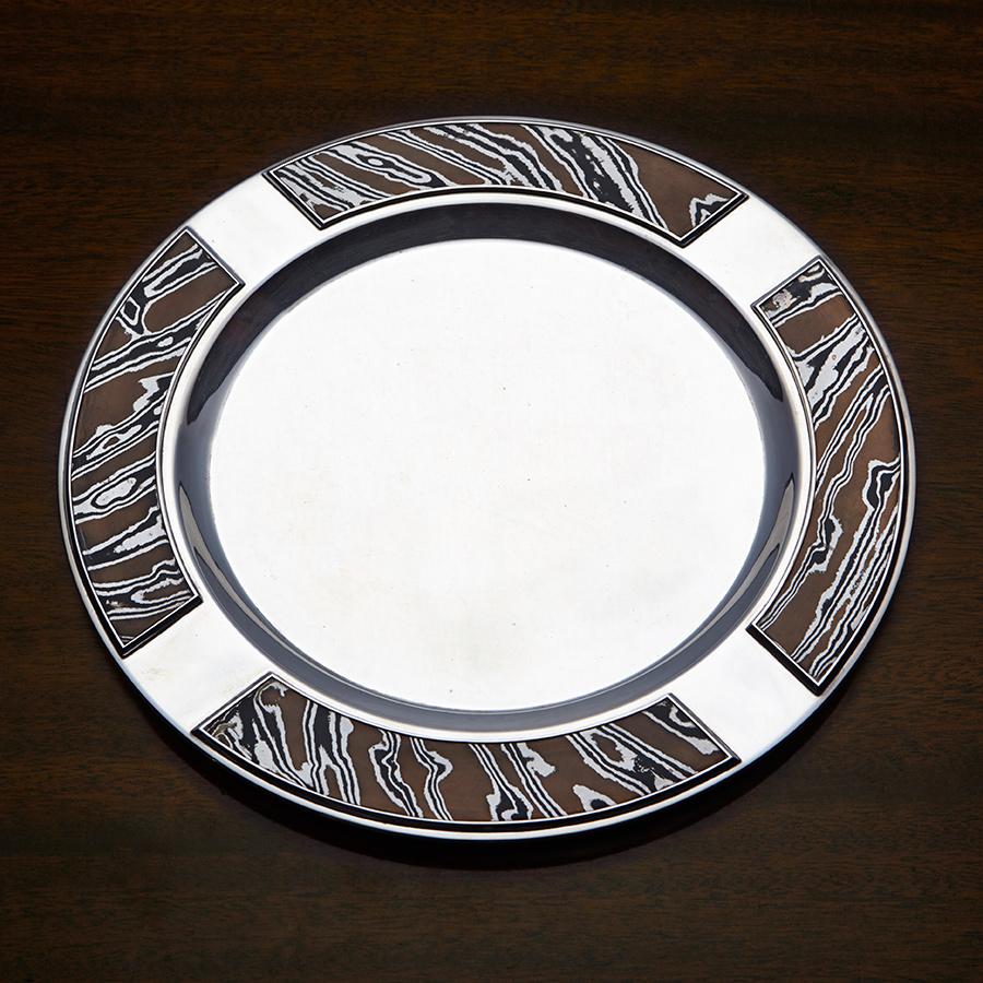 Silver Trust Plate Competition Ian Ferguson