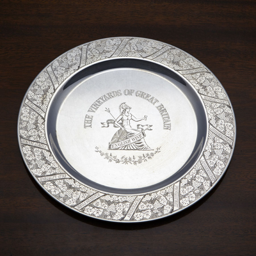 Silver Trust Plate Competition Lawrence Blackwell