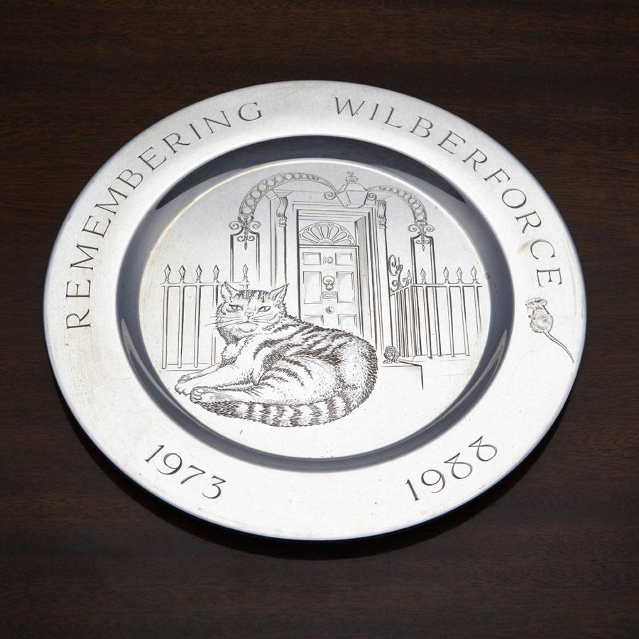 Silver Trust Plate Competition Bernadette Bowes