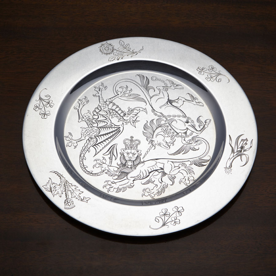 Silver Trust Plate Competition Timothy Noad