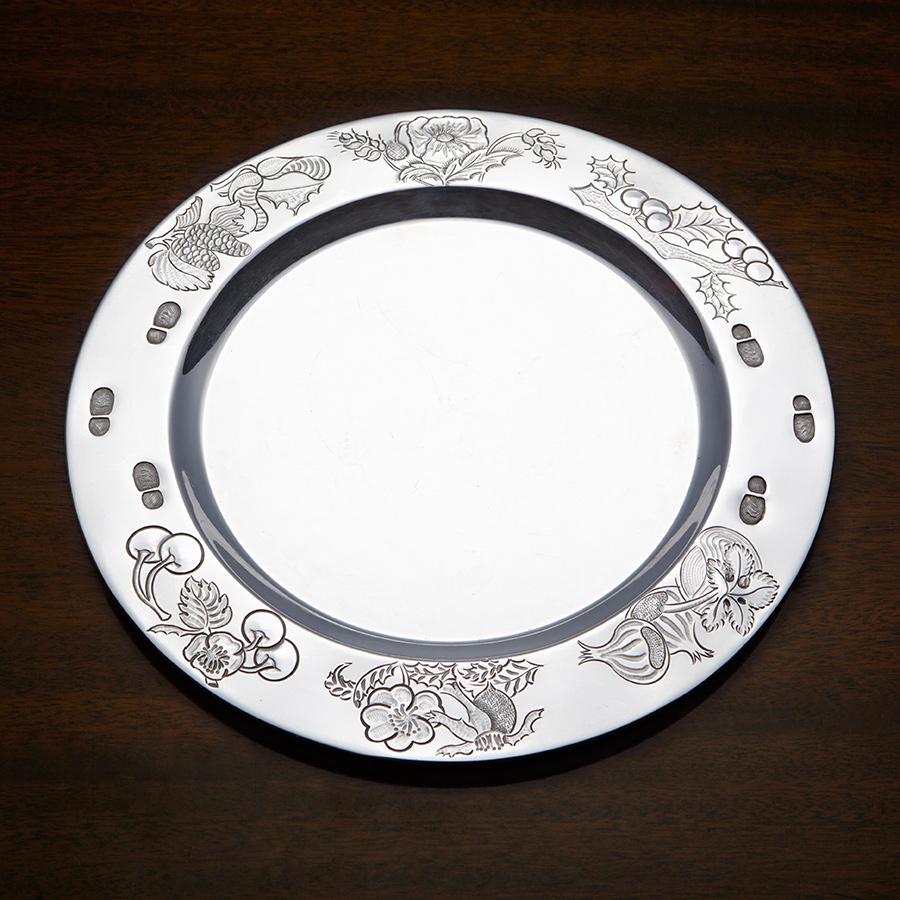 Silver Trust Plate Competition Miranda Kinnear