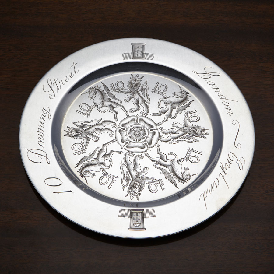 Silver Trust Plate Competition Keith Raes