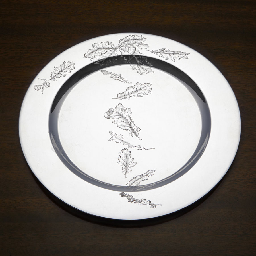 Silver Trust Plate Competition Yvonne Renouf Smith