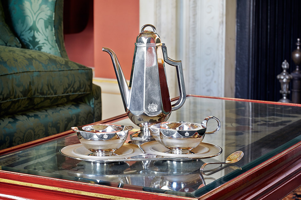 Coffee Service by Brian Asquith