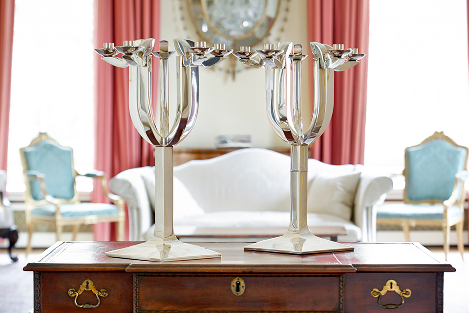 Candelabras by Michael Rowe