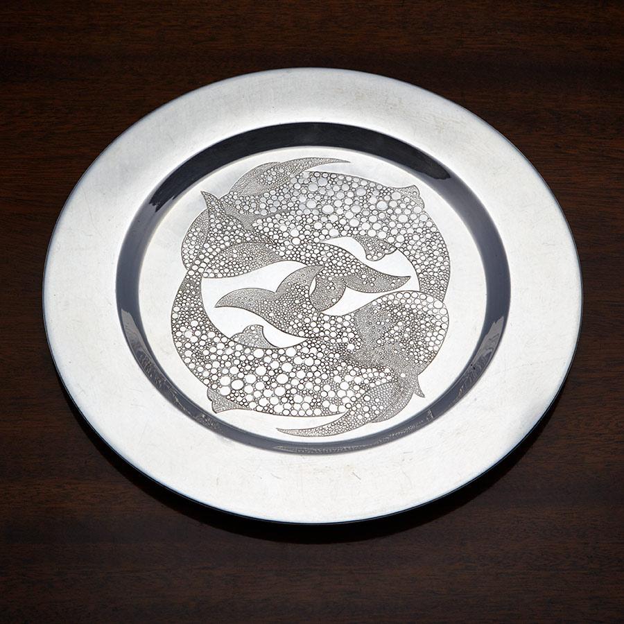 Silver Trust Plate Competition Karen Singleton