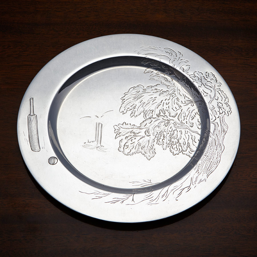 Silver Trust Plate Competition F Jane Tweddell