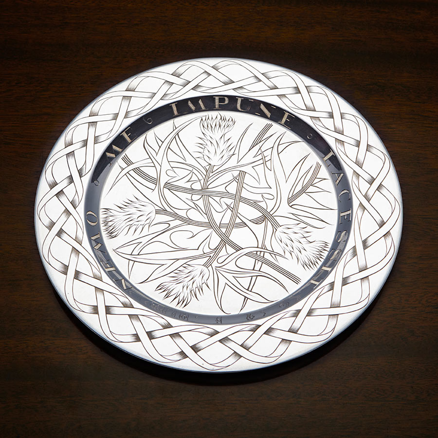 Silver Trust Plate Competition Jean Dinsdale-Young
