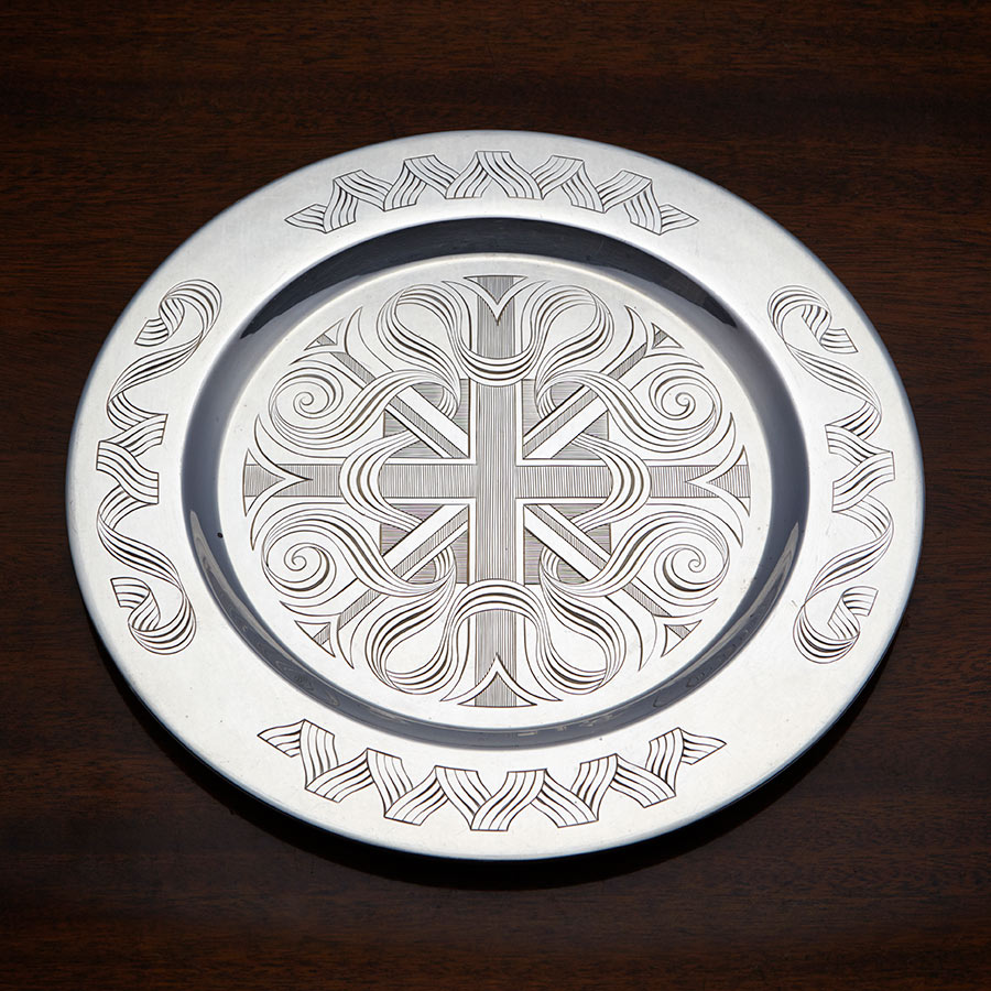 Silver Trust Plate Competition Cecil Meyer